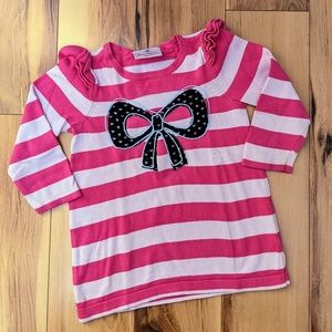 Hanna Andersson sweater - size 2-3T (80)